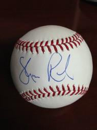 Shane Rawley Autographed ROMLB Baseball