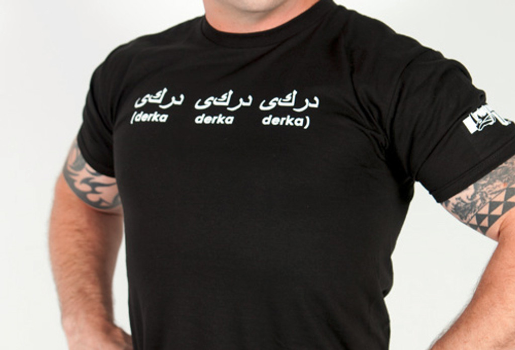 Derka Derka Derka  Normal Fit T-Shirt