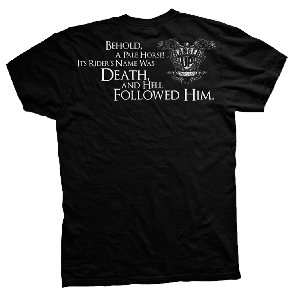 His Name Was Death Normal-Fit T-Shirt