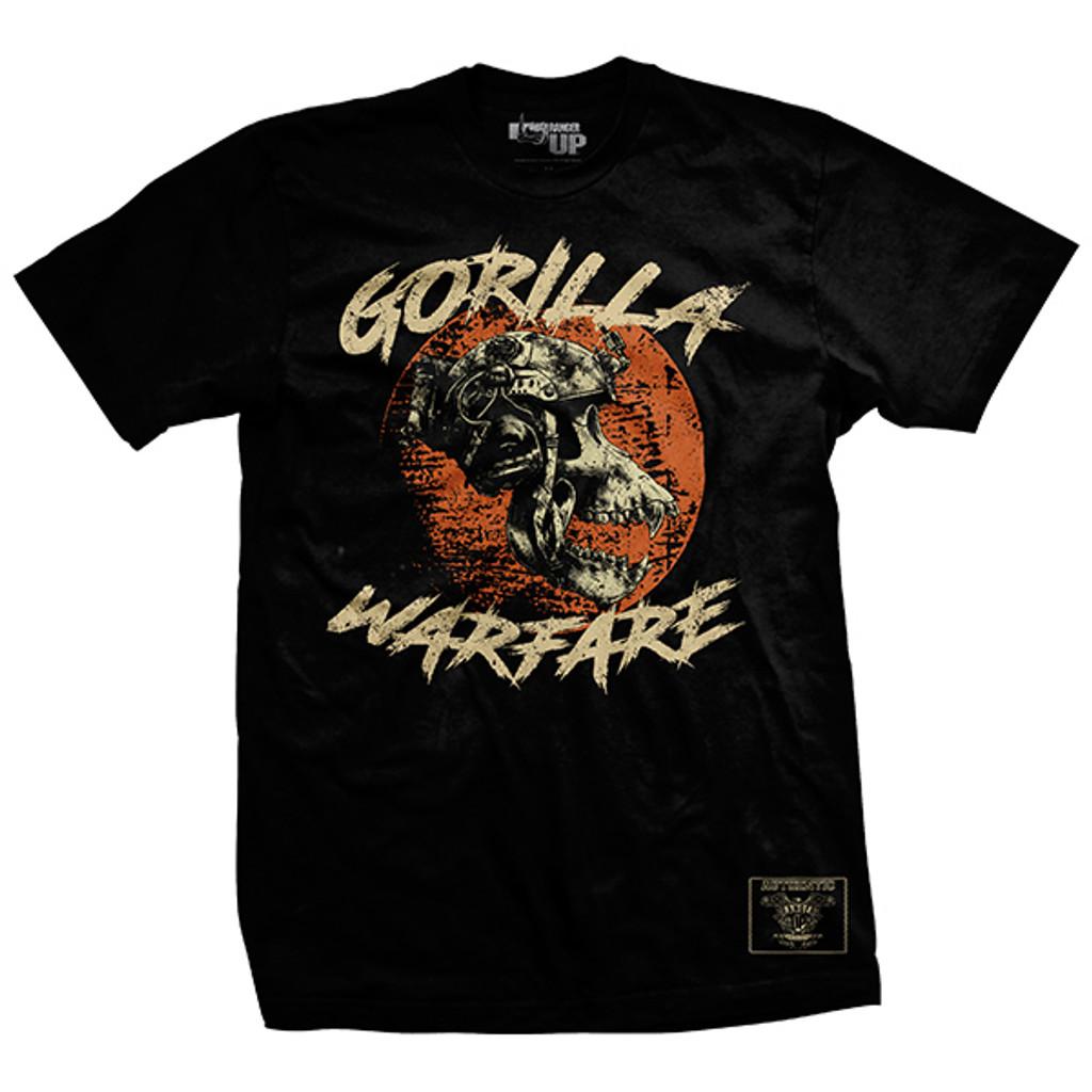 Gorilla Warfare Redux Vintage T-shirt