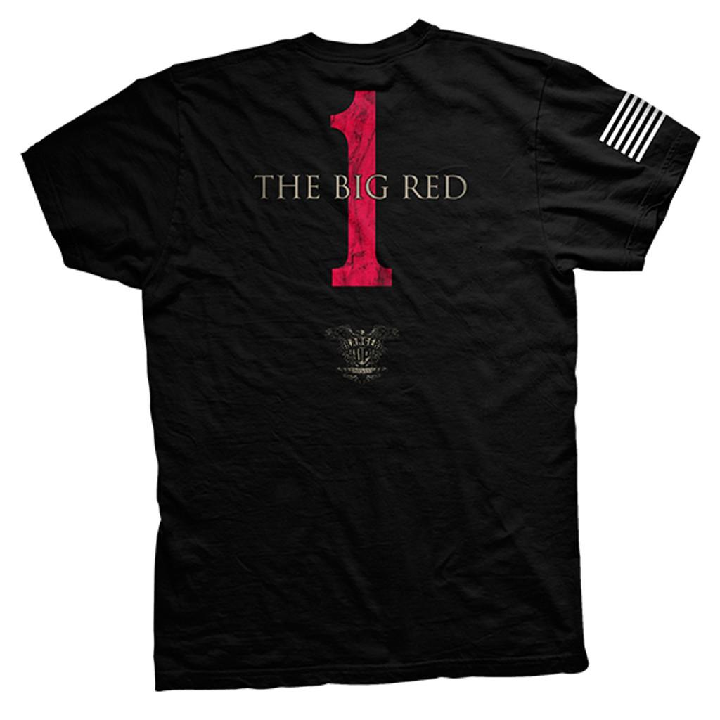 1st Infantry Vintage-Fit T-Shirt