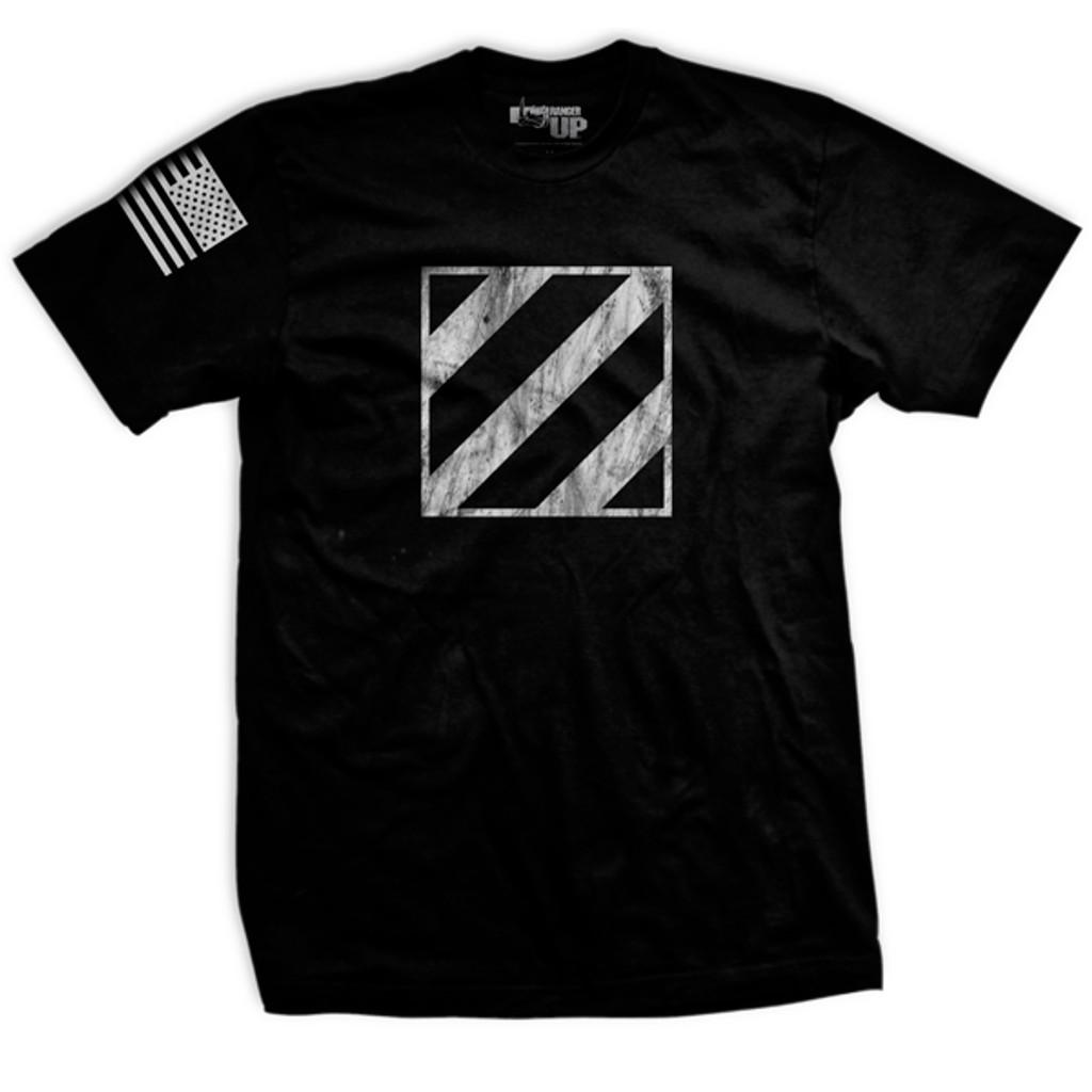 3rd Infantry Vintage-Fit T-Shirt