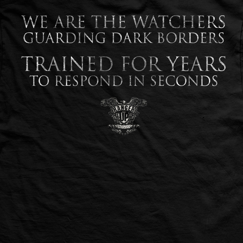 The Watchers Vintage-Fit T-Shirt