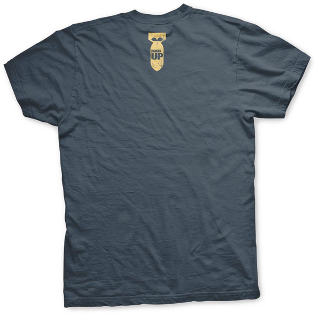 PREORDER 23 Bomb Skeleton Bomber Vintage-Fit T-Shirt