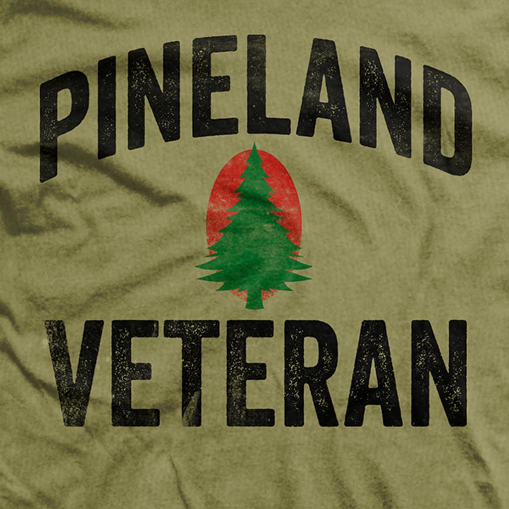 PREORDER Pineland Veteran Vintage-Fit T-Shirt