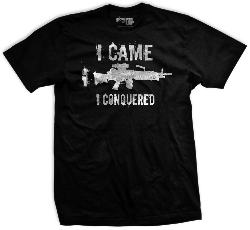 PREORDER I Came, I Saw Normal-Fit T-Shirt