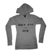 WOMENS Hard to Kill Hoodie