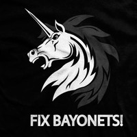 Fix Bayonets Normal-Fit T-Shirt