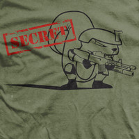 PREORDER  11th Anniverary Secret Squirrel Normal-Fit T-Shirt