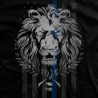 Live As A Lion TBL Vintage T-shirt