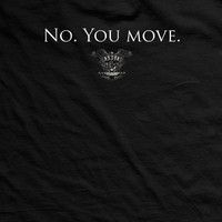 PREORDER No. You Move Vintage-Fit T-Shirt