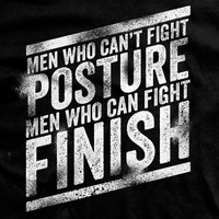 PREORDER Men Who Fight Vintage T-shirt