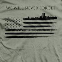 PREORDER New York Tribute Flag Vintage Fit Shirt
