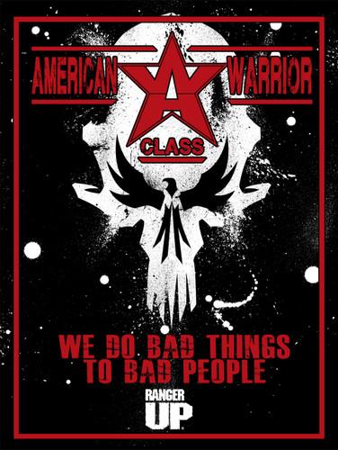 American Warrior Class Poster