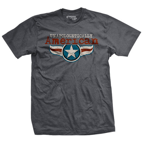 Unapologetically American Classic Normal Fit T-Shirt