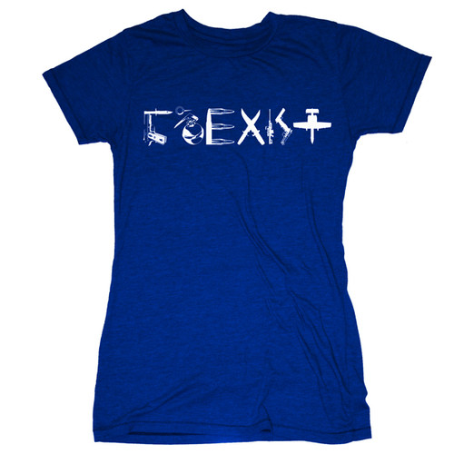 WOMENS Coexist T-shirt