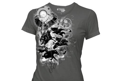 Women's Valkyrie Goddess T-Shirt