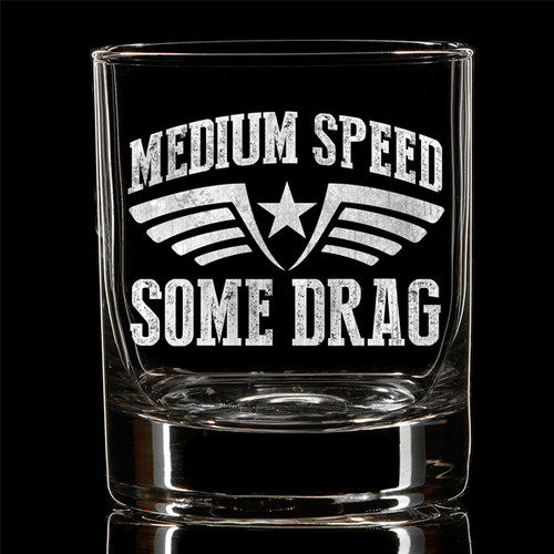 Medium Speed Whiskey Glass