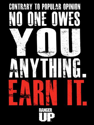Earn It Poster