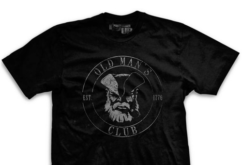 Old Man's Club Normal-Fit T-Shirt