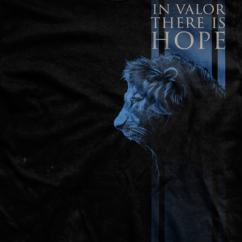 In Valor Normal-Fit T-Shirt