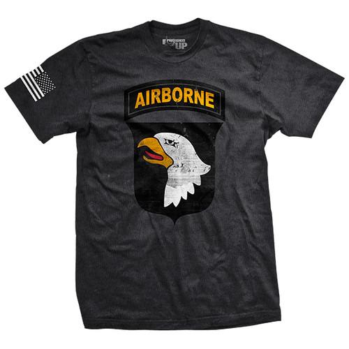 101st Airborne Division Vintage-Fit T-Shirt