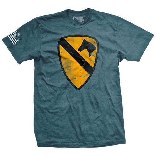 PREORDER 1st Cavalry Division Vintage Fit T-Shirt