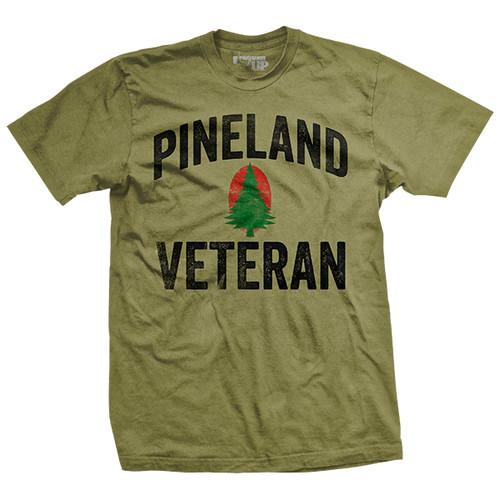 Pineland Veteran Vintage-Fit T-Shirt