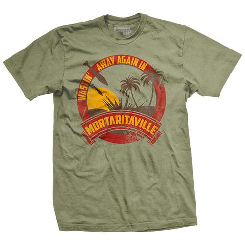 Mortaritaville Vintage-Fit T-Shirt