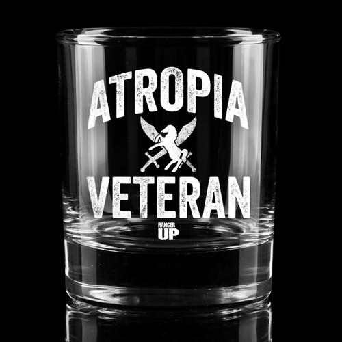 PREORDER Atropia Whiskey Glass