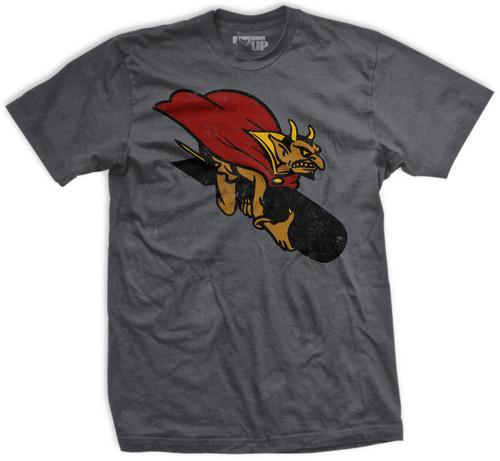 PREORDER Barking Devils Bomber Vintage-Fit T-Shirt