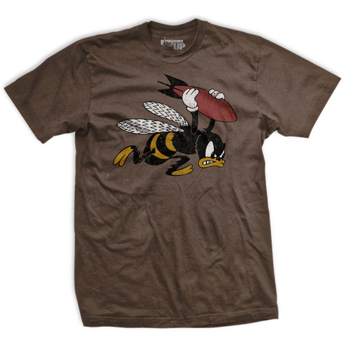 PREORDER Wee Willy Bomber Vintage T-Shirt