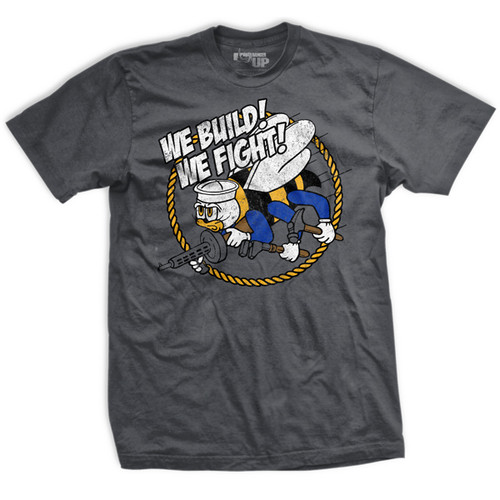 PREORDER Seabees Vintage T-shirt
