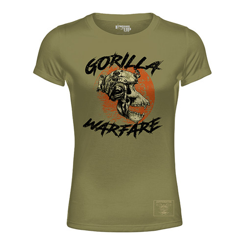 *COMING SOON* WOMEN'S Gorilla Warfare Normal Fit Shirt