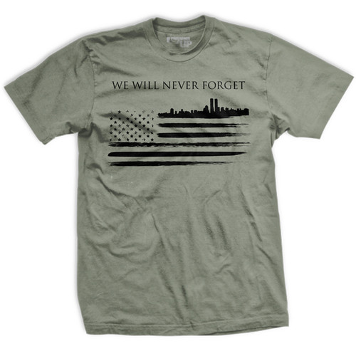 PREORDER New York Tribute Flag Vintage Fit Shirt