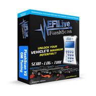 EFILive FlashScan V2 - GM and Cummins