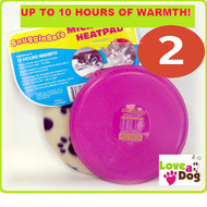 snugglesafe 2 pack Love A Dog/Love A Pet Free shipping