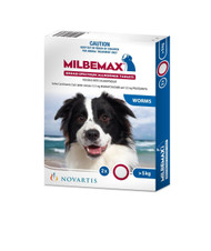 Milbemax Worming Tablet For Dogs Over 5kg