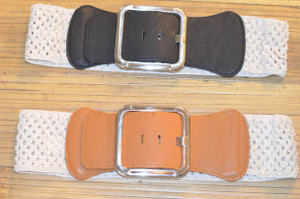 Simple Stretch Belts