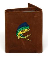 Mahi  leather Wallet