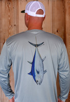 Gray Haning Tuna Sunshirt