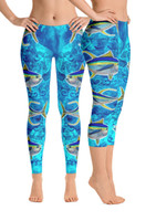Yellow fin tuna fishing leggings