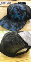 Neptune Kryptic camo tuna fishing hat