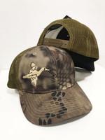 Kryptek  highlander camo duck hunting hat