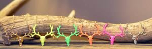 longer length Deer skull necklace 90% OFF
