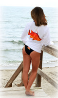 UPF+ hogfish fishing sunshirt