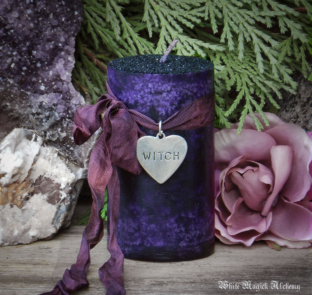 Season of the Witch Candles . Celebrate Being a Witch and Reclaim Your Power