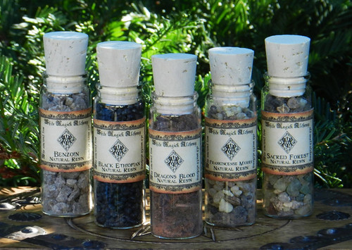 Peace All Natural Resin Incense