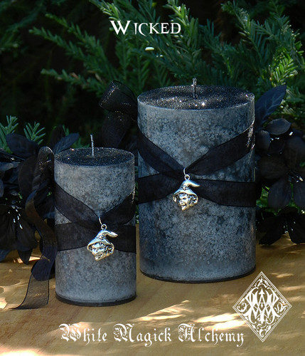 Wicked Witch Candles