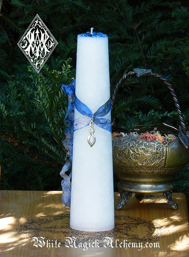 Healing Candle Spell Candles